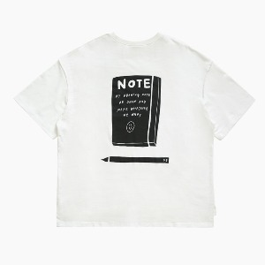 INAP t-shirt note