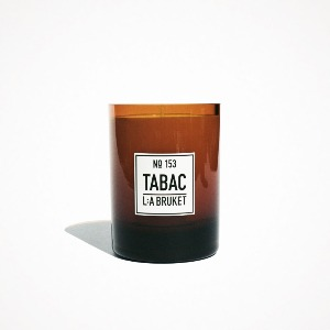 scented candle 260g - tabac