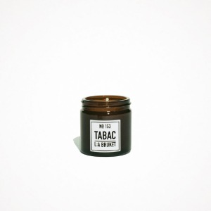 scented candle 50g - tabac