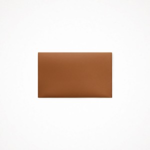 double pocket pouch - camel