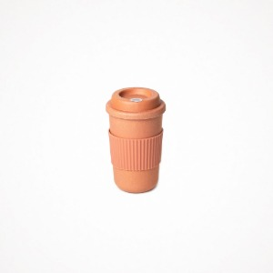 씽크 뱀부 텀블러 bamboo tumbler 400ml - brick
