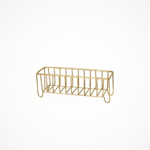 포그리넨워크 brass wire basket - S